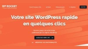 wp rocket votre site internet plus rapide. Bons plans Web