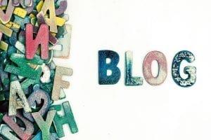 Blog pour site vitrine